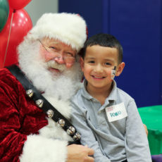 We Care Holiday Event 2015