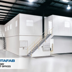 Inplant Offices Portafab 3