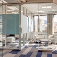 Private glass offices by DIRTT for Utah office Thumbnail