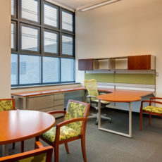 Private office furniture for higher education at Utah State University Thumbnail