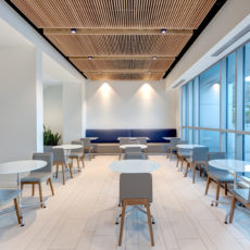 Office cafeteria tables and cafeteria chairs in Utah Thumbnail